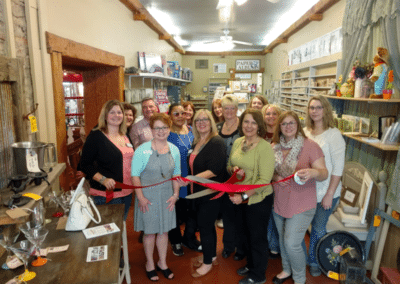 2017 SACC Peddlers Den Ribbon Cutting