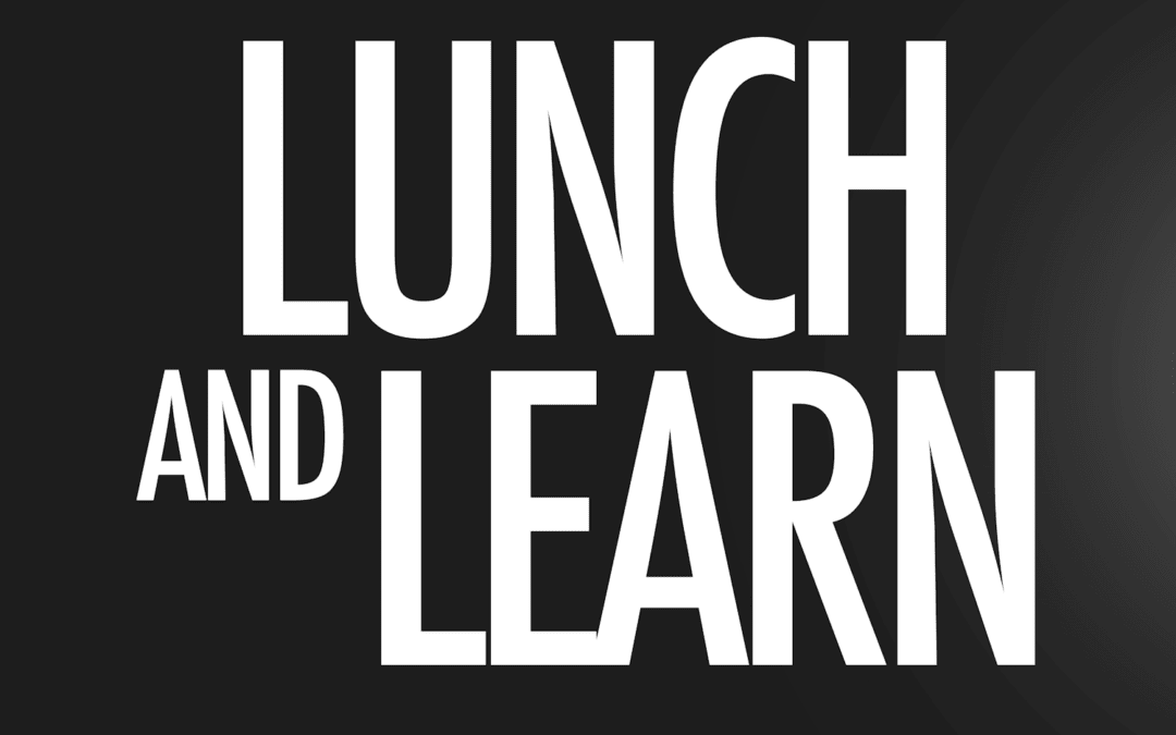 Lunch and Learn Successful New Year